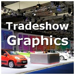 Custom Tradeshow Graphics and Booths