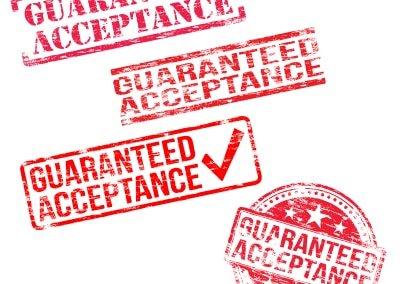 permitting guarantee