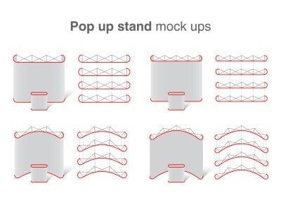 pop-up structure