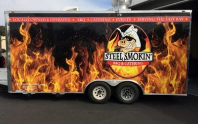 Turn Your Truck or Trailer into a Mobile Billboard with a Custom Fleet Wrap