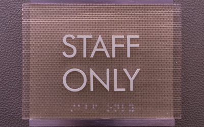 Why Does Your Business Need ADA Compliant Office Signs?