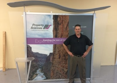 Trade Show Display - Sequoia Signs East Bay