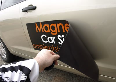 Vehicle Magnet Signs - Sequoia Signs East Bay