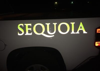 Vehicle Graphics Signs, Decals