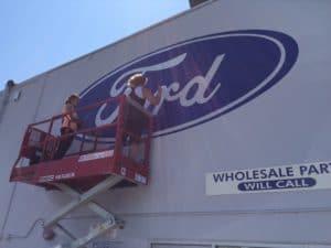 Business Sign Company In Concord, CA