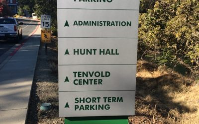 Make a Statement: Consider a Monument Sign for Your Business