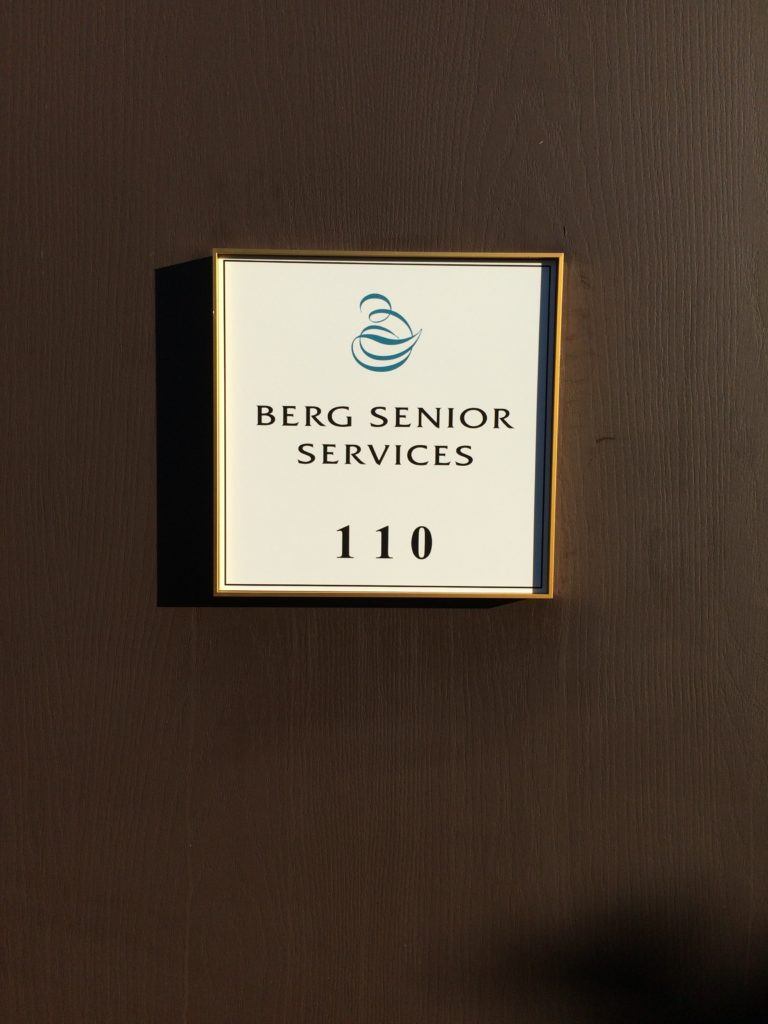 Important places to use office signs in your business