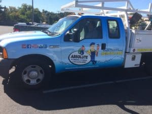 Company Vehicle Wraps in Walnut Creek CA