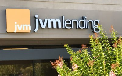 Channel Letters in Walnut Creek for JVM Lending