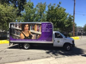 vehicle wrap in east bay