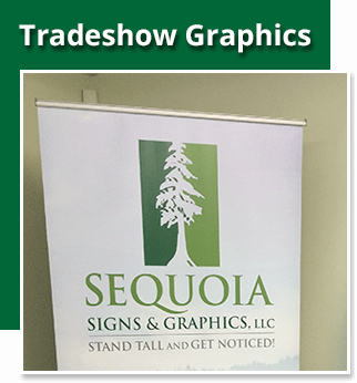 Trade Show Graphics - - Sequoia Signs East Bay