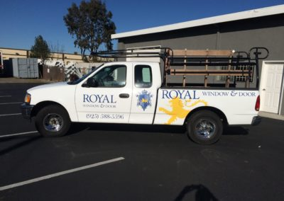 Commercial Vehicle Wrap - Sequoia Signs East Bay