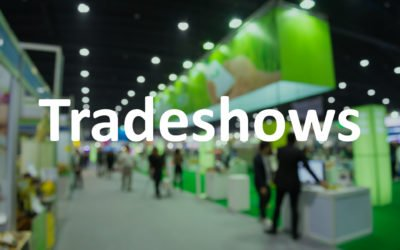 Get Noticed at Your Next Trade Show!