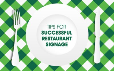 Tips for Successful Restaurant Signage