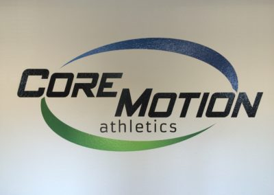 Custom Wall Graphics Core Motion