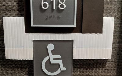 The Value of a Jig to Install Quality Signs Up to Code