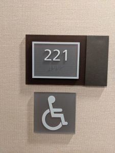 Branding & Designs ADA Compliant Room ID Signs - Sequoia Signs Fairfield CA