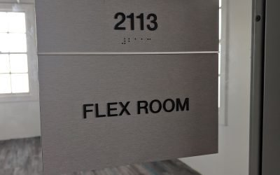 How to incorporate branding & design into ADA Compliant Room Signs – Fairfield, CA