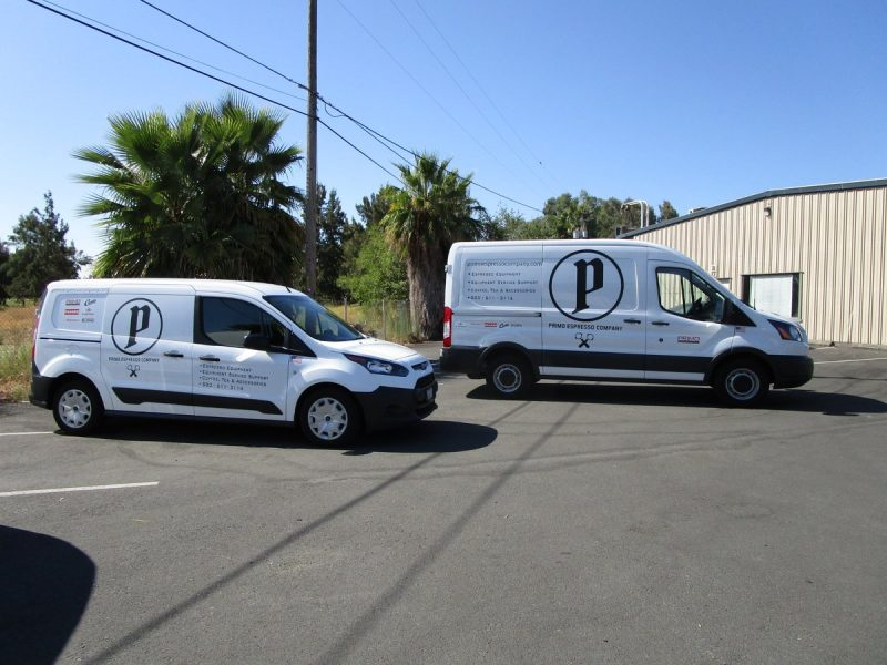Die-cut Vehicle Graphics - Sequoia Signs Oakland