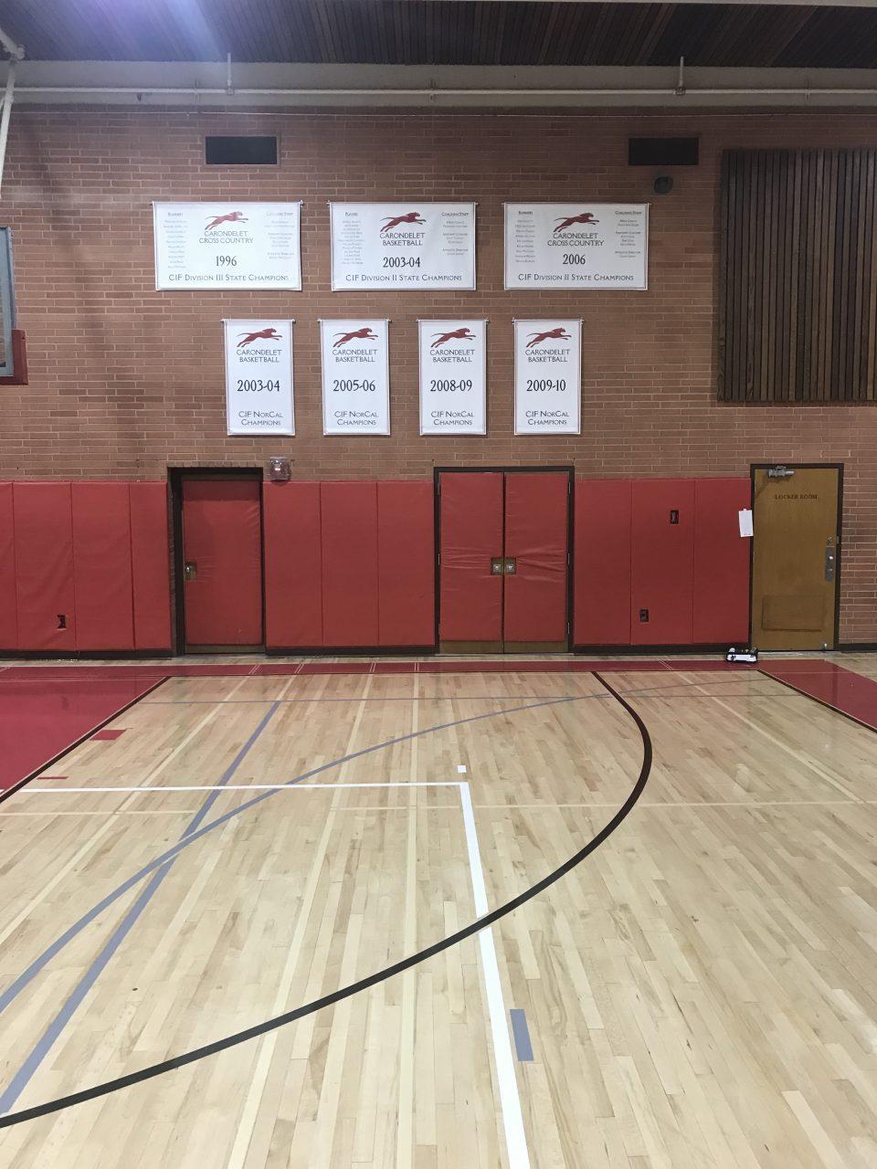Environmental Basketball Signage - Sequoia Signs Martinez