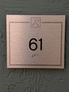Multi-Family Community Wayfinding Signage - Sequoia Signs Walnut Creek