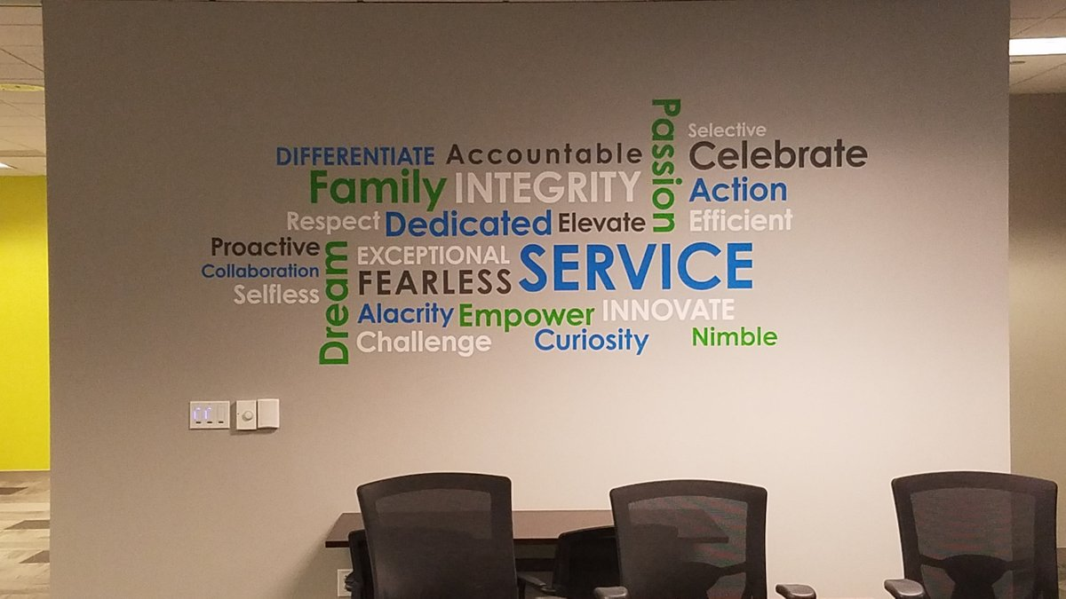 Wall surface Wall Graphics - Sequoia Signs Oakland
