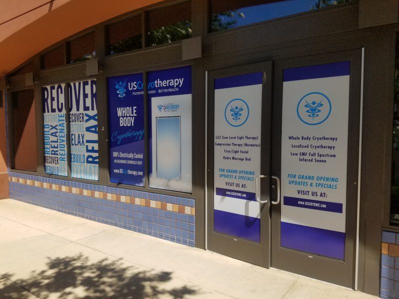 Floor & Window Graphics - Sequoia Signs Oakland