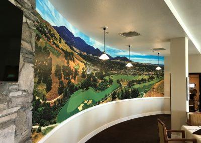 Custom Vinyl Wall Wraps & Graphics - Sequoia Signs Concord