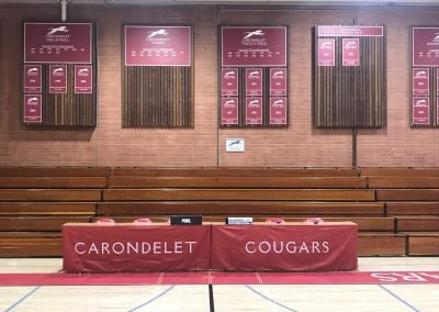 Environmental Gym Signage - Sequoia Signs Concord