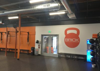 Gym Wall Wrap & Graphics - Sequoia Signs Concord