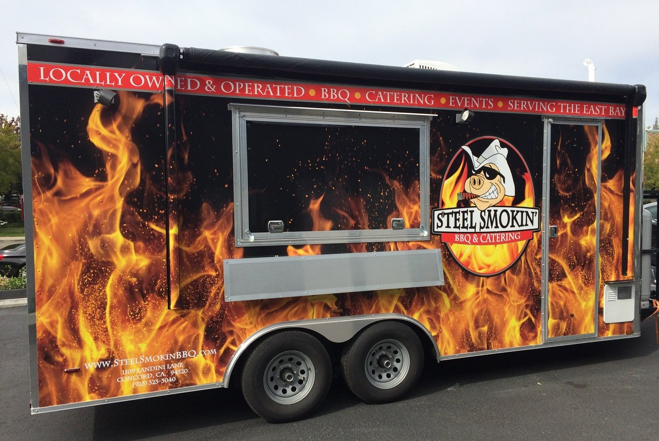 Sequoia Signs & Graphics - East Bay Sign Company - Vehicle Wrap2