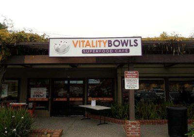 Light Box Illuminated Business Signs - Sequoia Signs East Bay