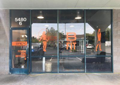 Storefront Window Signs - Sequoia Signs Berkeley
